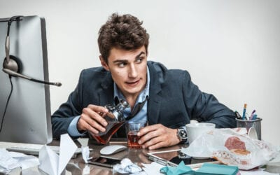 How Are You Managing an Employee Who you Suspect Has an Alcohol Problem?